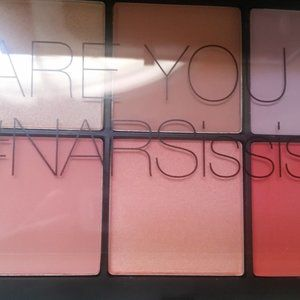 Nars Narsissist 'Wanted' Cheek Blush  Palette